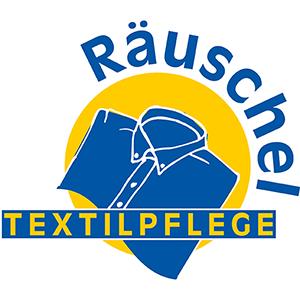 Logo Räuschel Textilpflege